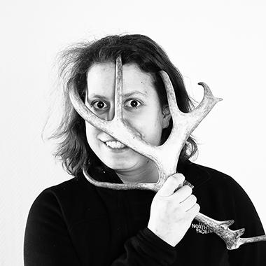 Mélodie Gagneux, cheffe de projet agri