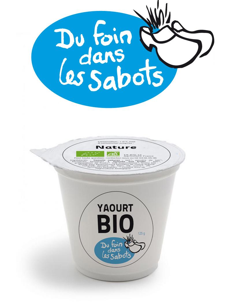 Packaging Du Foin Dans Les Sabots