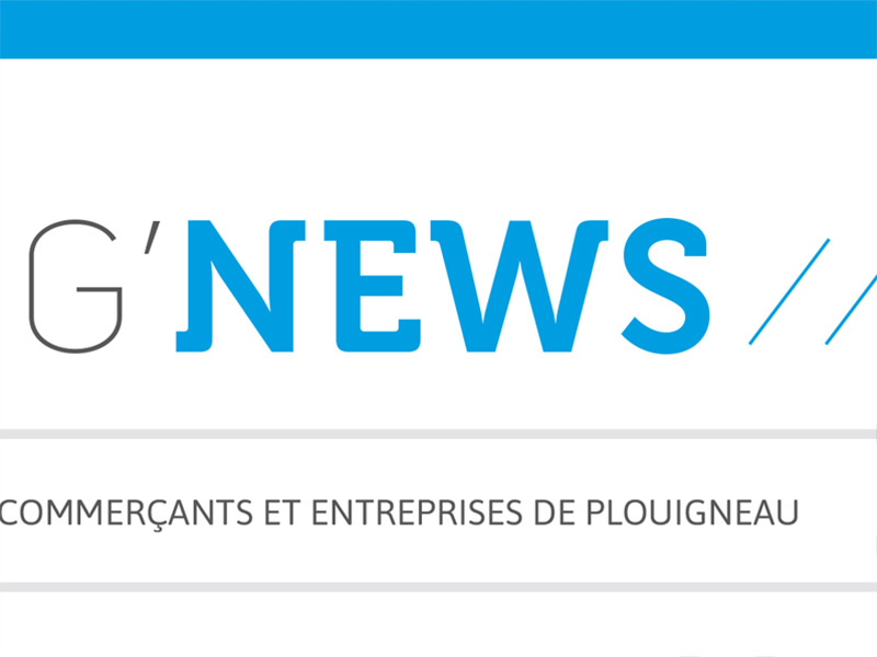 Le journal Plouignews