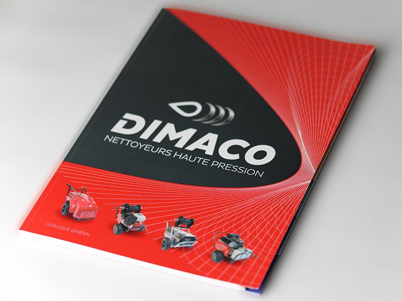 Dimaco, la couv du catalogue