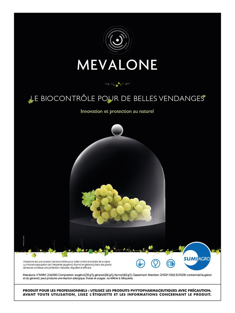 Sumi Agro, l'affiche Mevalone