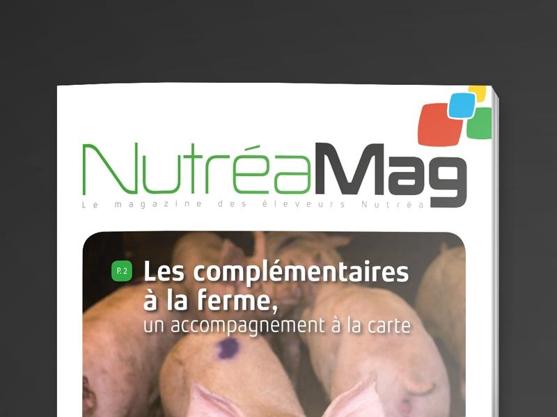 Couverture Nutréa Mag Porc