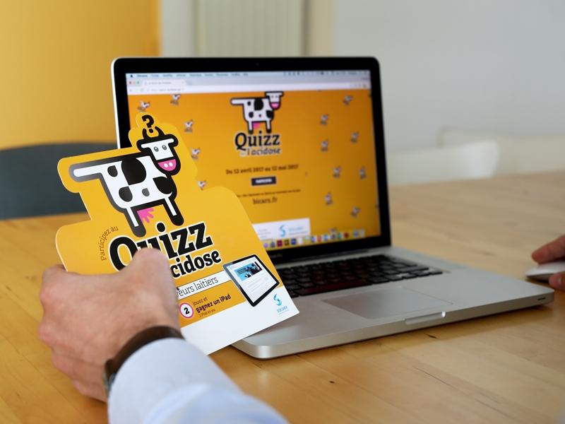 Site Quizz Acidose