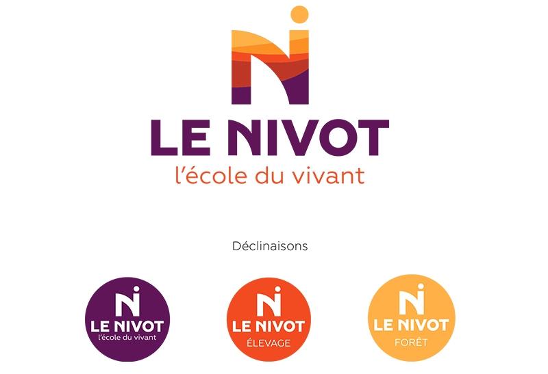 Un logo pour l'école du Nivot