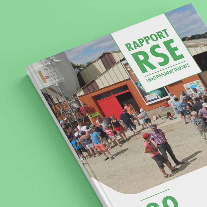 Appaloosa création de rapport RSE Le Gouessant
