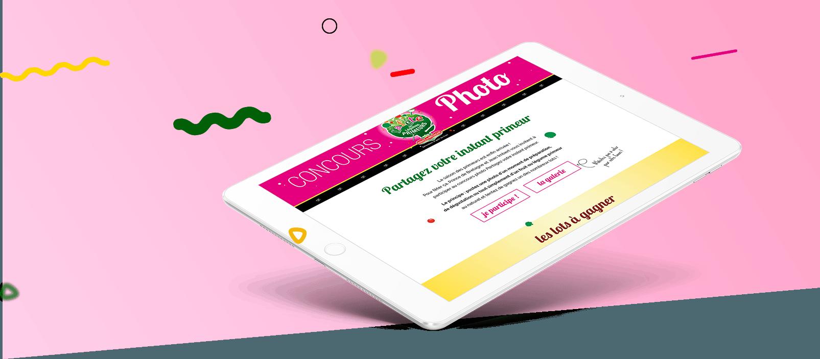 fete des legumes primeur 2017 Appaloosa Agence prince-de-bretagne