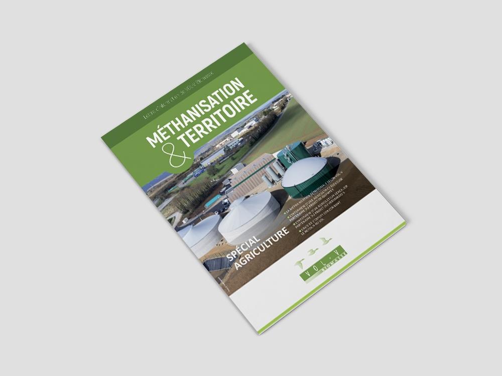 Rédaction et émoignages magazine VOL-V Biomasse - Agence Appaloosa