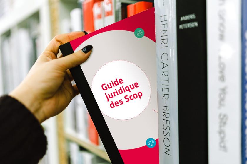 Edition et creation agence communication Guide juridique des Scops Appaloosa