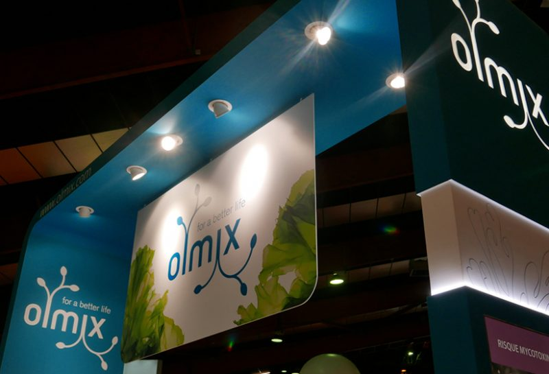 Olmix le stand du Space 2018
