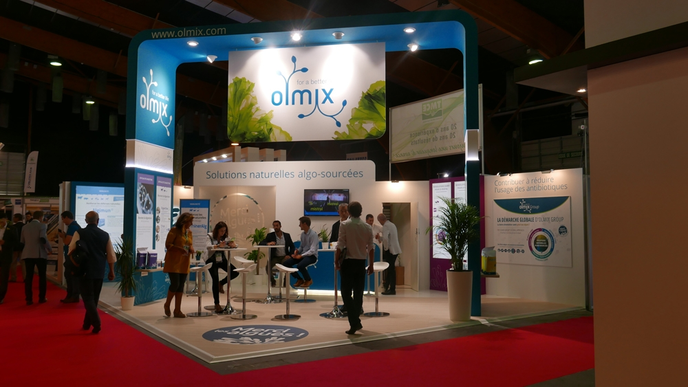 olmix stand space 2018