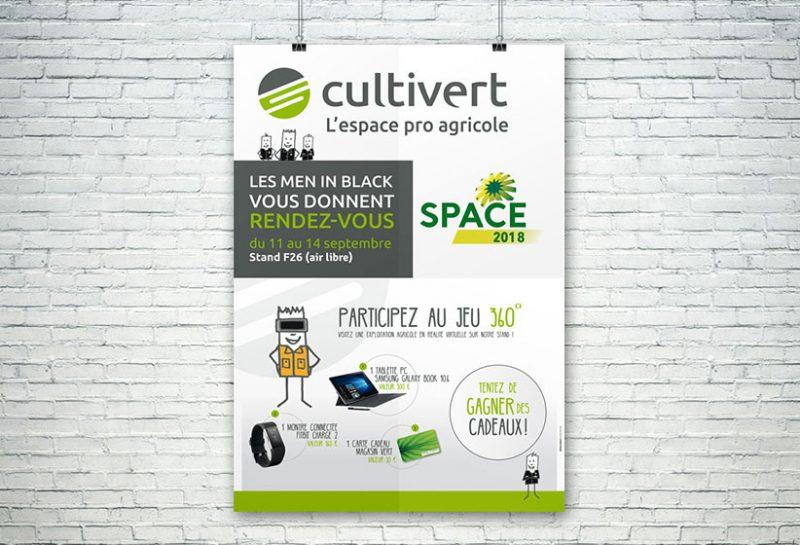 Poster Cultivert