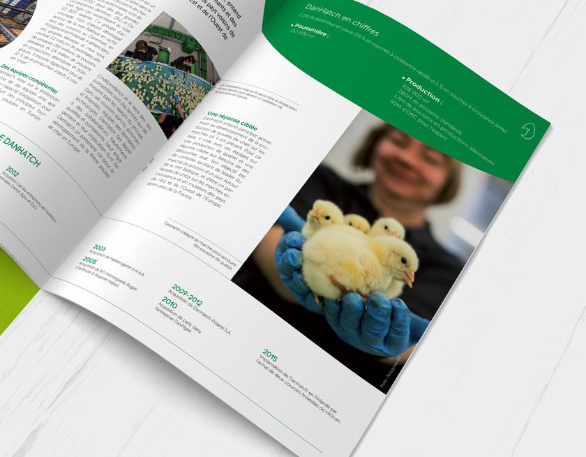 plaquette magazine BD France Agence Appaloosa