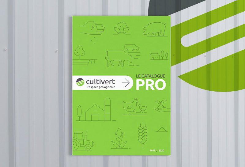Nouveau catalogue Cultivert Pro