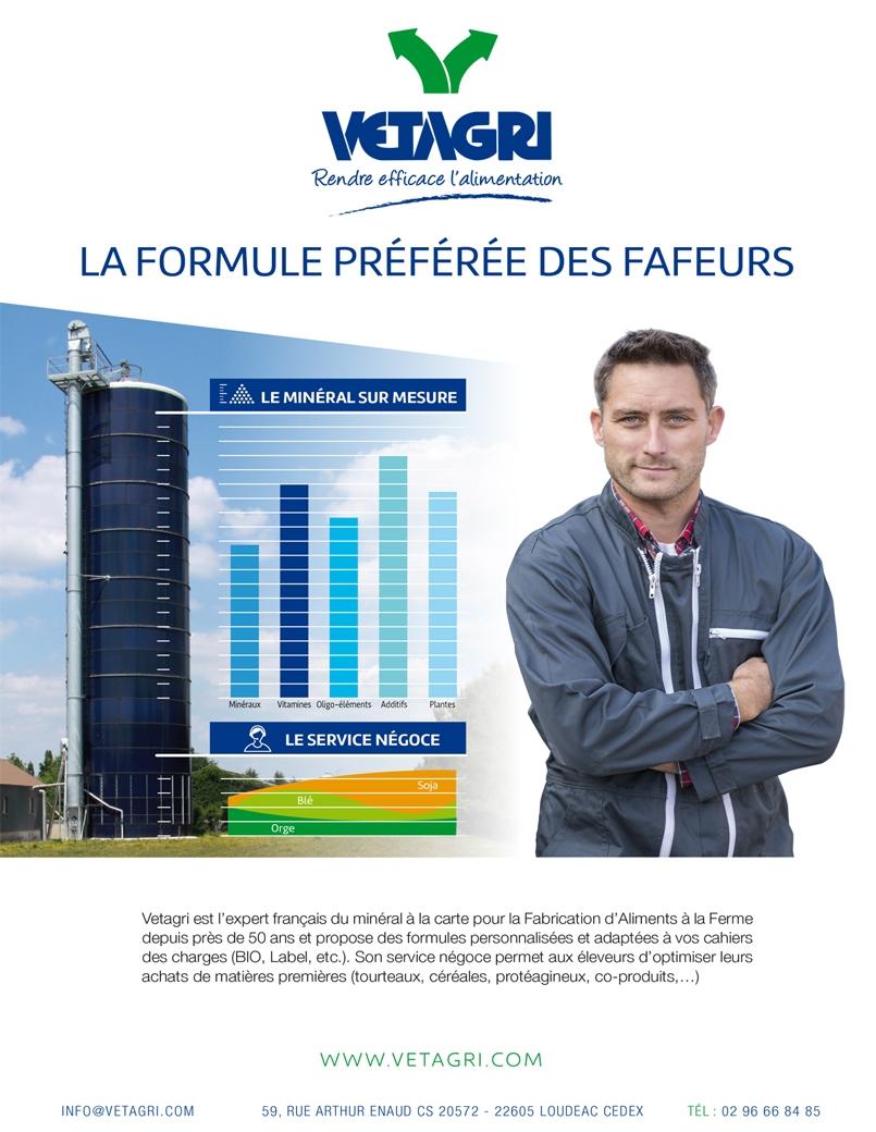 Détail publicité Fafeurs Agence Appaloosa