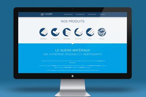 Un nouveau site internet pour une nouvelle identité visuelle
