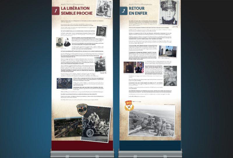Librération de Plouigneau - Rollup 1 et 2