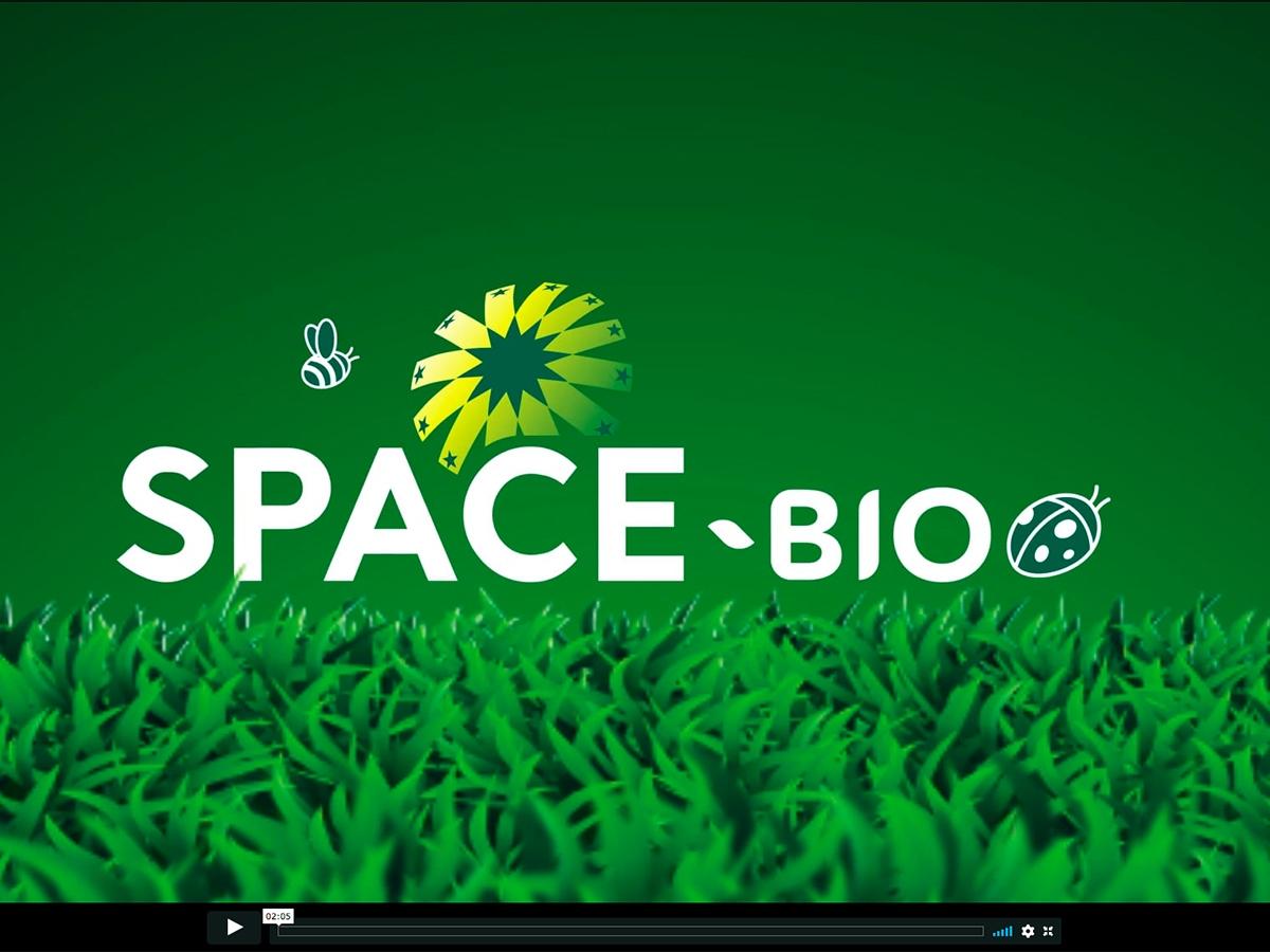 Space vidéo élevage bio