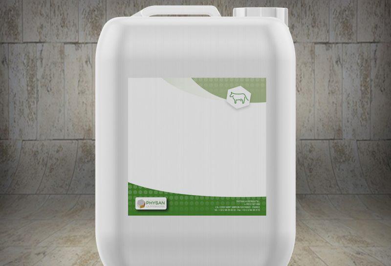 Physan Laboratoire Etiquette Packaging