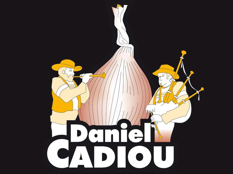 Présentoir pour Daniel Cadiou