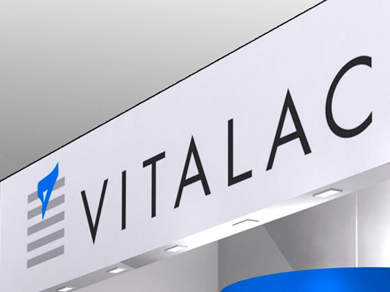 Le stand Vitalac